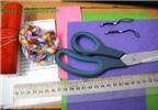 Cách làm móc khóa bằng vải nỉ dễ chưa từng thấy
