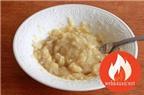 Cách Làm Món bánh Chuối Phủ Caramel Ngon