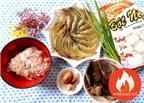 Cách Làm Món Bánh Nếp Nhân Tôm Thịt Ngon