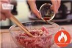 Cách Làm Món Bún Gạo Trộn Thịt Băm Ngon Cho Bữa Sáng