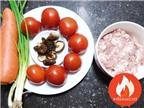 Cách Làm Món Cà Chua Nhồi Thịt Sốt Ngon Hấp Dẫn
