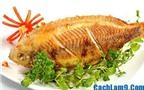 Cách làm món cá diêu hồng chiên xù cực ngon