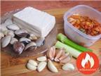Cách Làm Món Canh Kim Chi Nấu Ngao Với Đậu Hũ Ngon