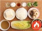 Cách Làm Món Miến Nấu Thịt Nấm Rơm Lạ Miệng