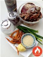 Cách Làm Món Thịt Bò Cay Tẩm Vừng Ngon Tuyệt
