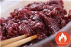 Cách Làm Mướp Đắng Xào Thịt Bò Lạ Miệng