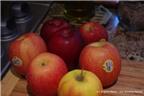Cách làm mứt táo dẻo thơm ngon đón Tết sum vầy