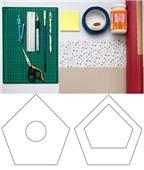 Cách làm ngôi nhà bằng giấy độc đáo mà đa năng
