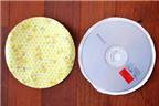 Cách làm ống đựng vòng tay tái chế từ vật dụng cũ