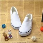 Cách làm sạch những đôi giày trắng