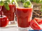 Cách làm sinh tố cà chua siêu ngon lại đẹp da, tốt cho sức khoẻ