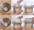 Cách làm snack bột mì đẹp mắt ngon miệng