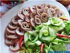 Cách làm tai heo ngũ vị cuộn giòn ngon làm món nhậu