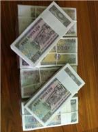 Cách làm tháp tiền tài lộc cho năm mới 'tiền vào như nước'