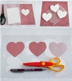 Cách làm thiệp Valentine đáng yêu cho ngày lễ Tình nhân