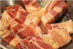 Cách làm thịt ba chỉ kho khoai tây