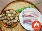 Cách Làm Thịt Ba Chỉ Kho Nấm Rơm Hấp Dẫn