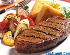Cách làm thịt bò bít tết cực dễ ngon như ngoài hàng