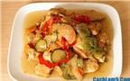 Cách làm thịt chua ngọt kiểu Hàn ngon miễn chê