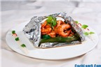 Cách làm tôm nướng lá chuối món ngon, cực hấp dẫn