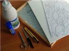 Cách làm tranh vải Nhật Bản