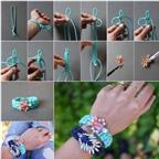 Cách làm vòng tay handmade đơn giản nhắm mắt cũng xong