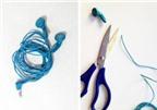 Cách làm vòng tay handmade từ dây tai nghe độc đáo