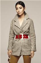 Cách mặc áo khoác đẹp: 5 cách mặc sành điệu cho 1 chiếc áo