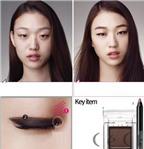 Cách make-up mắt một mí kiểu Hàn