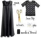 Cách may váy ren quyến rũ cho nàng diện hè