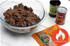 Cách Nấu Bò Kho Chay Ăn Ngay Kẻo Hết