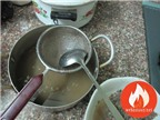 Cách Nấu Canh Cua Rau Cải Thanh Mát