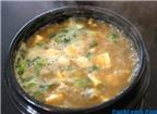 Cách nấu canh đậu tương lên men ngon như người Hàn