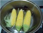 Cách nấu chè bắp thơm ngon ăn Tết