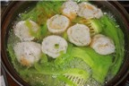 Cách nấu lẩu cá thác lác khổ qua thanh mát cơ thể cho gia đình bạn