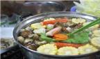Cách nấu lẩu nấm ngon cho bữa tiệc cuối tuần