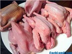 Cách nấu miến chim bồ câu cực ngon, thơm và giàu dinh dưỡng