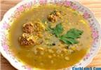 Cách nấu soup lựu tuyệt ngon cho món khai vị