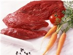 Cách nhận biết thịt bò giả