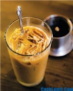 Cách pha cà phê sữa đá ngon như người Sài Gòn
