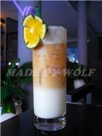 Cách pha trà Lipton cam sữa