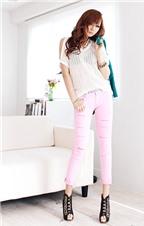 Cách phối đồ với quần jeans