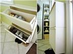 Cách sắp xếp đồ ở cửa ra vào cho không gian nhà hẹp