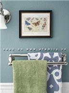Cách sửa sang phòng tắm đẹp mà không tốn kém