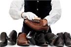 Cách tẩy sạch vết dầu mỡ trên giày da