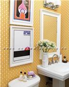 Cách tối ưu hoá một phòng tắm nhỏ