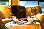 Cách trang trí bàn ăn lãng mạn đón 8-3