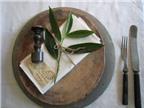 Cách trang trí bàn ăn theo phong cách vintage