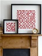 Cách trang trí Valentine lãng mạn cho các không gian