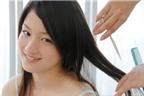 Cách trị tóc rụng, chẻ ngọn